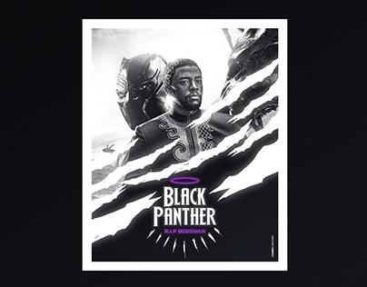 Black Panther | Tribute to Chadwick Boseman