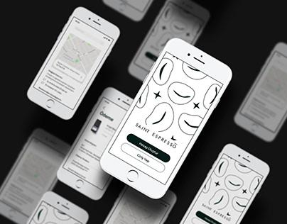 Coffee App   Ux Case Study