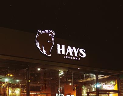 Hays Cervejaria - Naming and Branding