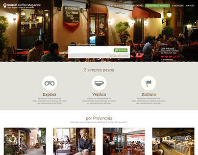 Guía Costa Rica Coffee Magazine