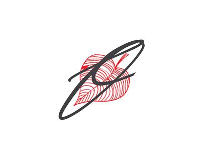 Olivien logo design