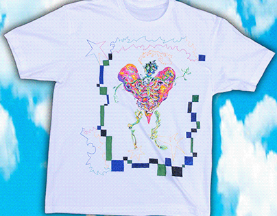 Drawings on T-Shirts