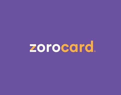 Logo proposal for a debit card.
