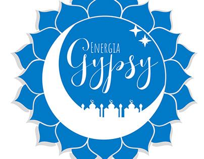 Identidade Visual - Logo Energia Gypsy