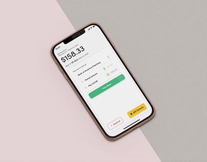 RaceTrac Communications Mobile App Design