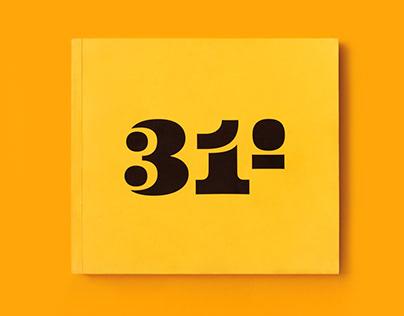 Catálogo 31º Prêmio Design Museu da Casa Brasileira