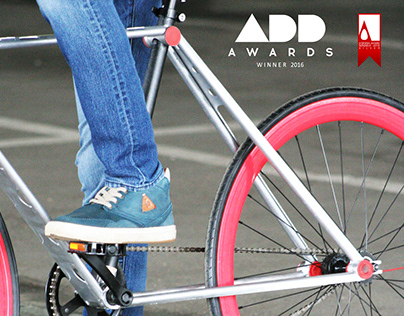 Atlos: foldable bicycle