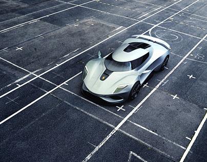 Koenigsegg Legera Concept