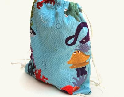 Zagazoo's 1st Busy Bag