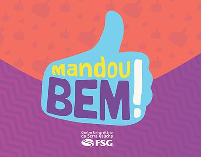 Mandou Bem • FSG