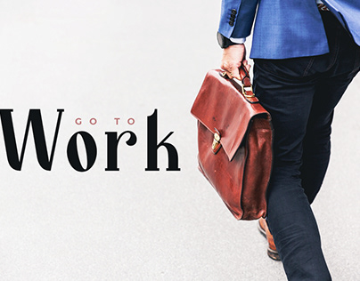 Go to work kingstyle font