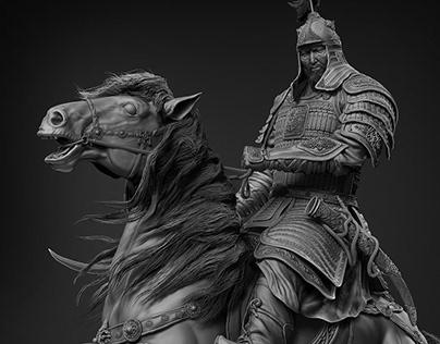 Chinggis Khaan (Genggis Khan)