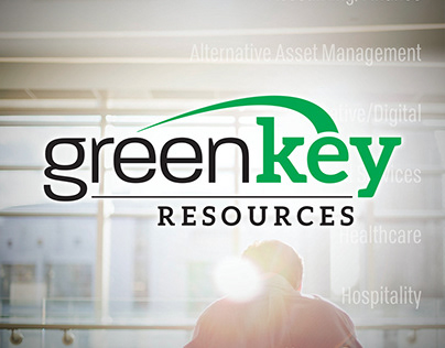 Green Key Resources Corporate Brand Mark