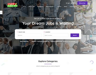 Job-Portal Website