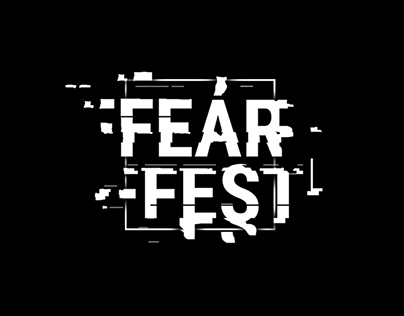 Fear Fest: Posters