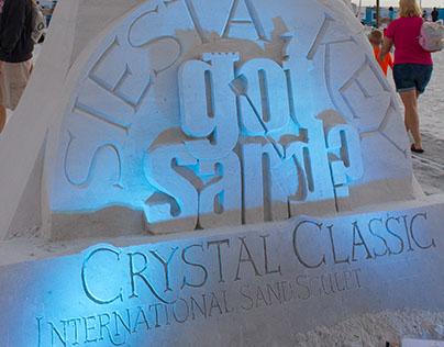 Siesta Key Crystal Classic