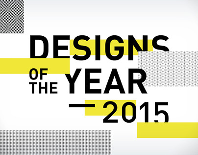 DESIGN MUSEUM - Designs of the Year 2015 Promo