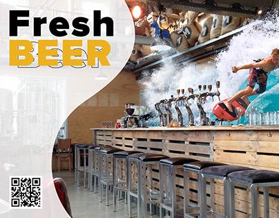 Montagem - Fresh Beer