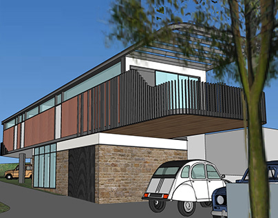 2016 - Neutral Bay Multi-Dwelling Additions with BMA