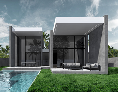 RENDERING OF VALENCIA HOUSE