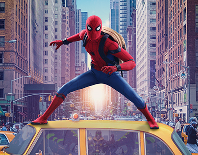 POSTER: SPIDER-MAN Homecoming
