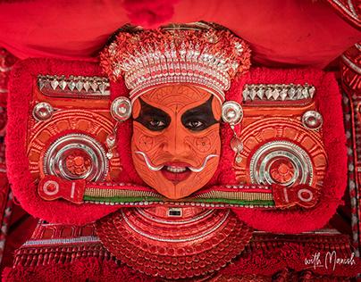 The Living God - Neeliyar Bhagavathi