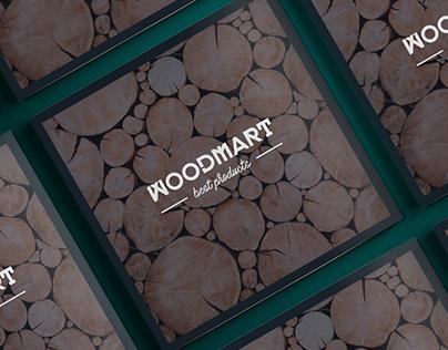Woodmart - дизайн и верстка каталога