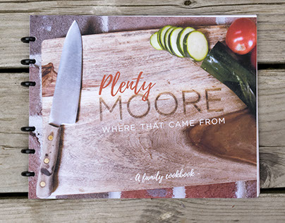 Plenty Moore Where That Came From // A Family Cookbook