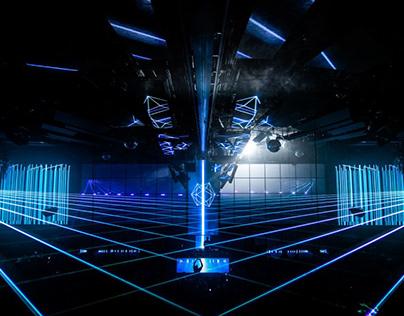 Light Nightclub- Multimedia Direction