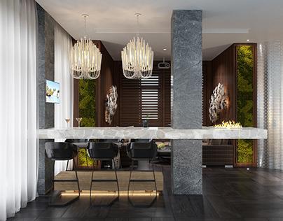 Kazan / Spa / Lounge