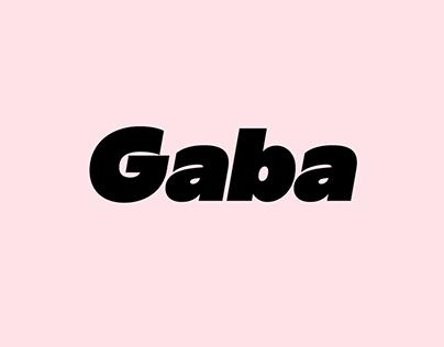 Gaba Typeface