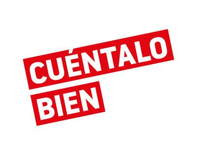 CUÉNTALO BIEN. Campaña 25N
