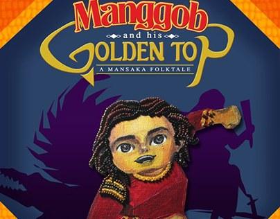 Manggob And His Golden Top Children's Book Illustration