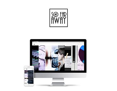 Sofaraway Label - Web site
