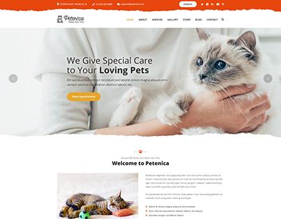 Petenica: Pet Sitter, Groomer, Pet Store, Pet adoption