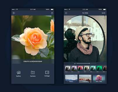Recolor - Photo Editing Mobile App