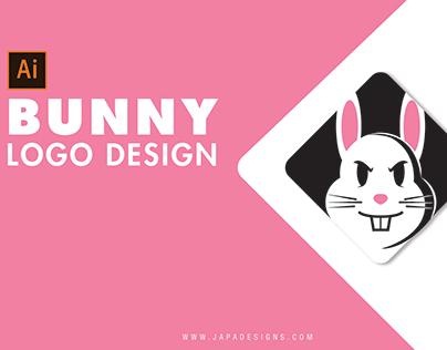 Bunny Logo Design