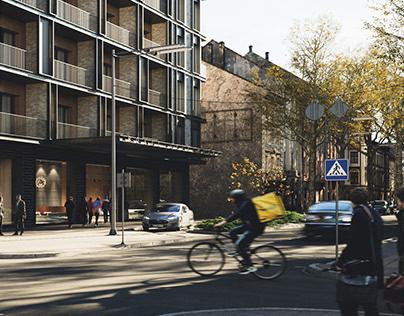 City Hotel in Berlin