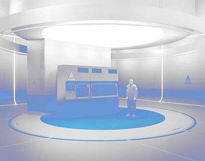 Skan // Interior Set Design