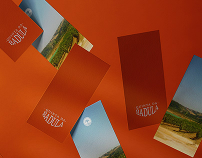 Quinta da Badula - Brand and Packaging