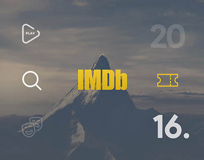 IMDB Concept 2016 (Movie detail page)