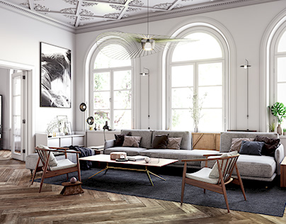 Scandinavian Apartment