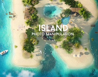 "Island ""R"" ( personal work )"