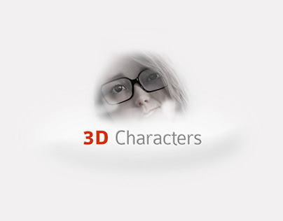 3D Characters and 3D Toons