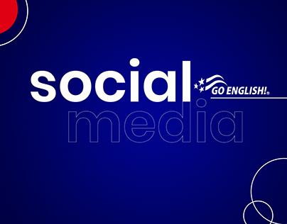 Go English social