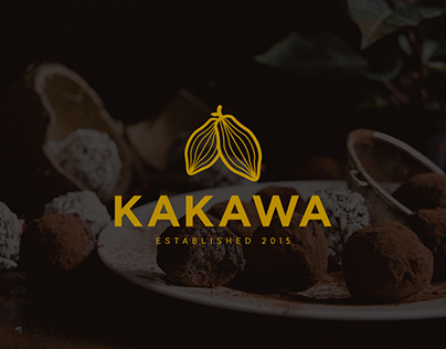 Kakawa - Brand Identity & Packaging