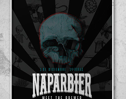 Naparbier Meet The Brewer TaptakeOver Advertisement