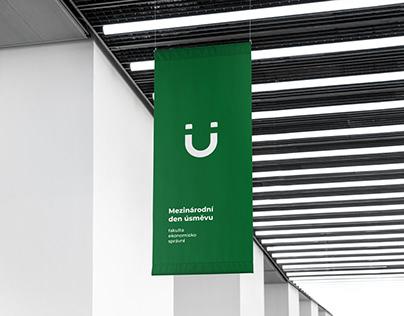 Univerzita Pardubice branding