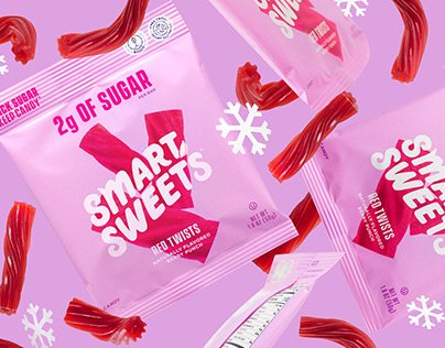 SmartSweets Red Twists Launch