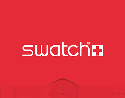"""Swatch - """"Customize Your Watch"""""""